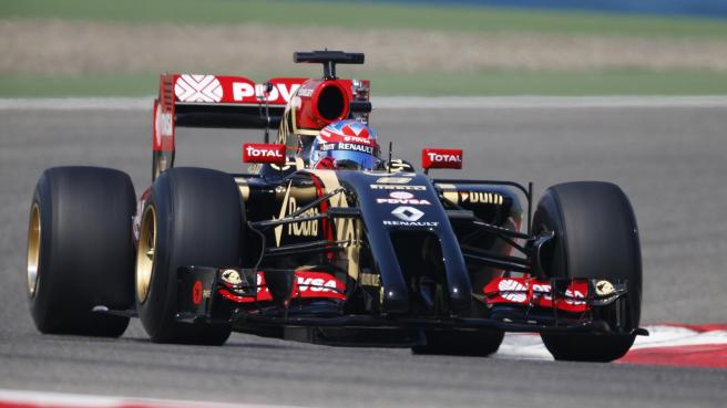 Lotus abandona a Renault y montará motores Mercedes desde 2015
