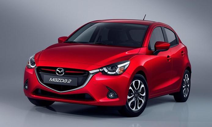 El nuevo Mazda2, Coche del Año 2014/2015 en Japón