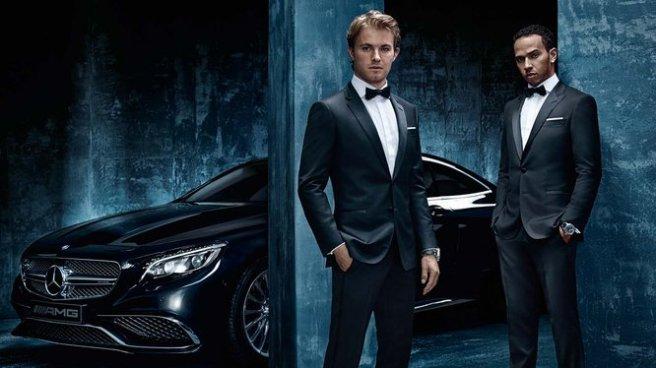Hugo Boss, nuevo patrocinador del equipo Mercedes de Fórmula 1