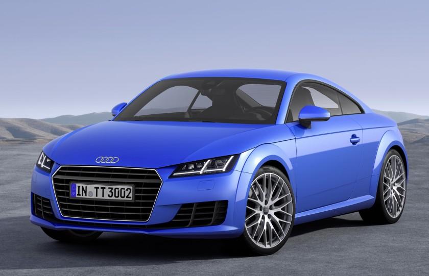 """El nuevo Audi TT, distinguido con el premio Automotive Brand Contest como """"Innovación del Año"""""""