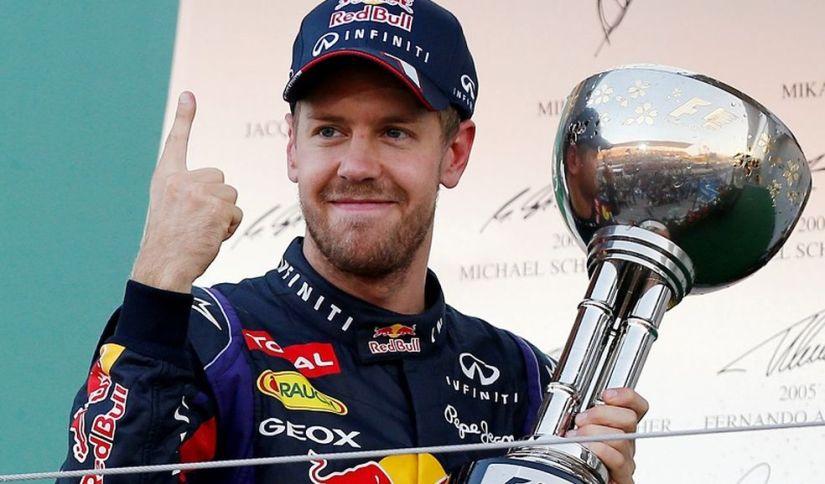 Sebastian Vettel abandonará Red Bull en 2015