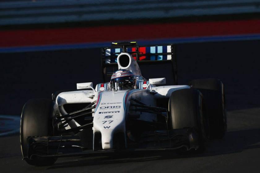 Gran fin de semana para Valtteri Bottas, que se llevó la tercera plaza