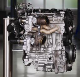 Volvo presenta su nuevo motor Drive-E de 450 CV y bajo consumo