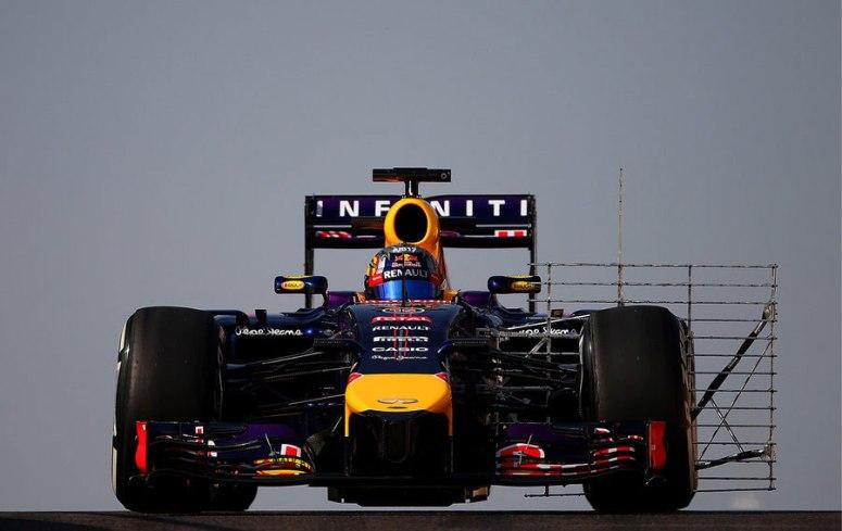 Interesante jornada vivida por Carlos Sáinz Jr. a bordo del Red Bull RB10
