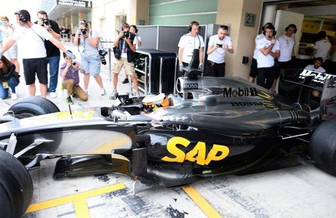 Decepción profunda en McLaren por los problemas sufridos por su nuevo motor Honda