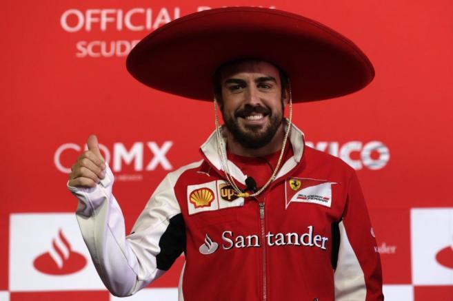 Fernando Alonso, invitado de excepción al nuevo circuito Hermanos Rodríguez