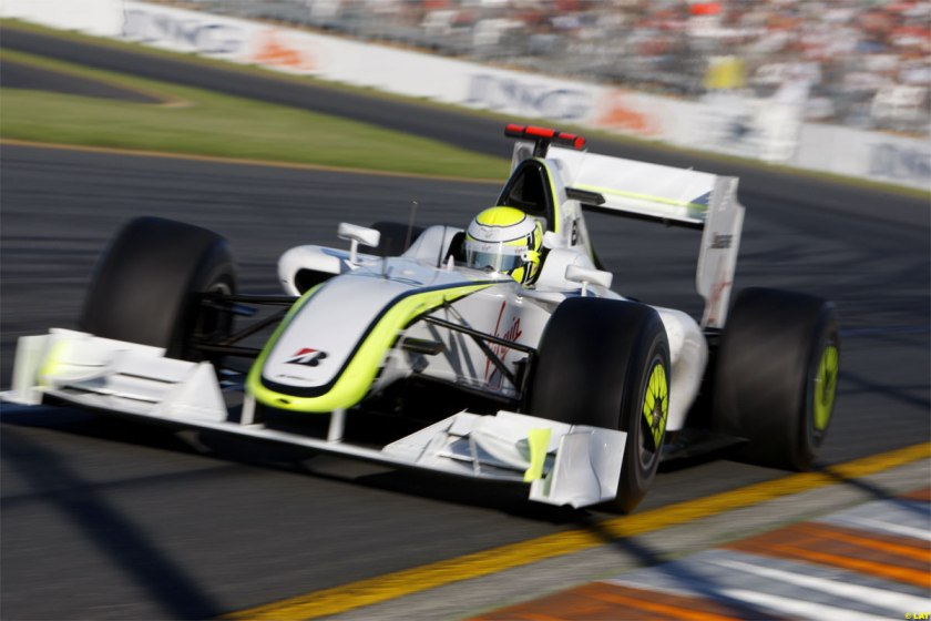 Brawn GP, ejemplo de cómo un modesto puede vencer a la élite