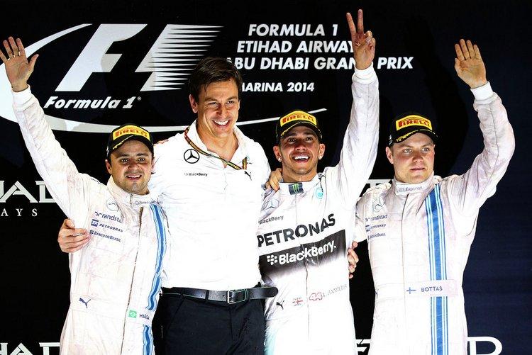 Toto Wolff y Mercedes, contrarios al sistema de doble puntuación de Abu Dhabi