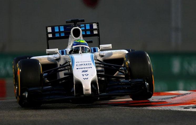 Excelente carrera de Felipe Massa
