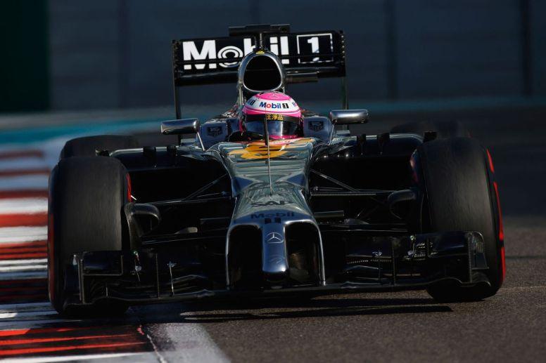 Jenson BUtton, en la que puede ser su Jenson BUtton, en la que puede ser su último Gran Premio Gran Premio