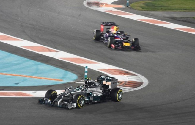 Rosberg vivió un auténtico calvario hoy en Yas MarinaRosberg vivió un auténtico calvario hoy en Yas Marina