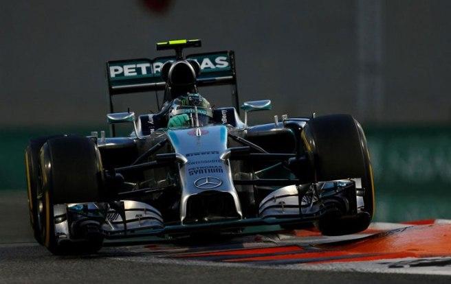 Nico Rosberg nunca podrá olvidar esta carrera