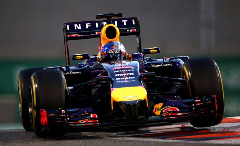 Sebastian Vettel vivió su última carrera como piloto de Red Bull