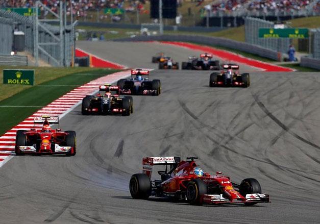 Ferrari sigue sumida en la mediocridad