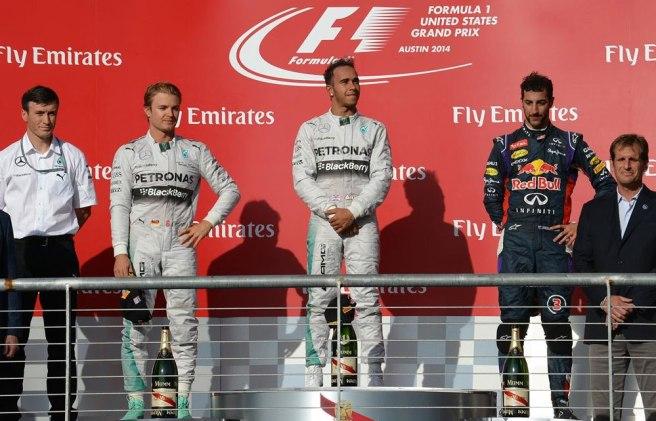 Lewis Hamilton se acerca al título
