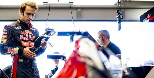Jean-Eric Vergne anuncia que no seguirá en Toro Rosso la próxima temporada