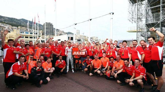 Marussia cierra definitivamente sus puertas en el año que sumó sus primeros puntos en la F1