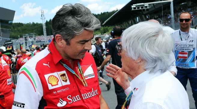 Ferrari, los más beneficiados por el reparto de ingresos en 2013