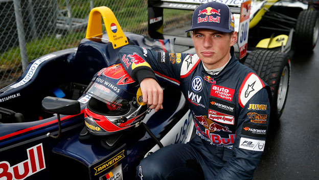 Max Verstappen prefiere a Vergne como compañero en Toro Rosso en 2015
