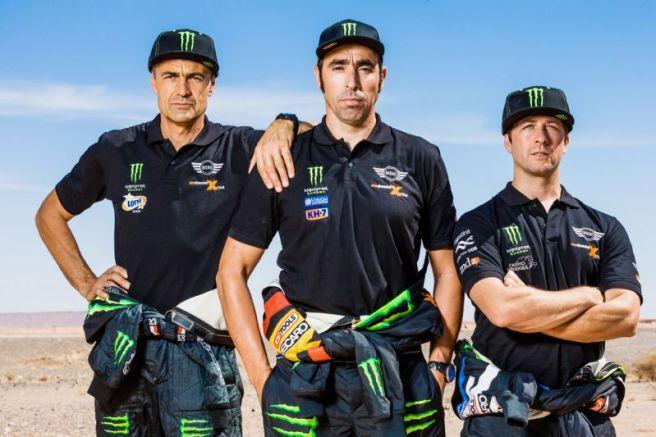 El equipo Mini X-Raid, dispuesto a repetir triunfo en el Dakar 2015