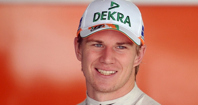 Nico Hulkenberg correrá en las 24 Horas de Le Mans de 2015