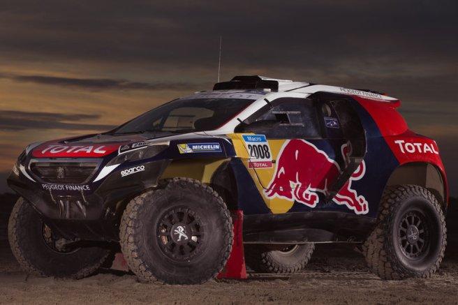 El Peugeot 2008 DKR, un arma letal para el Rally Dakar 2015