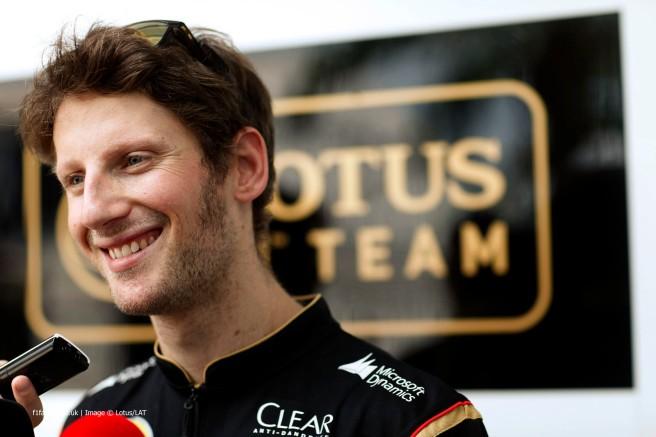 Romain Grosjean seguirá un año más en Lotus
