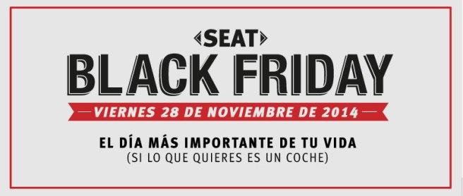 Seat Black Friday el día de las ofertas especiales para Seat