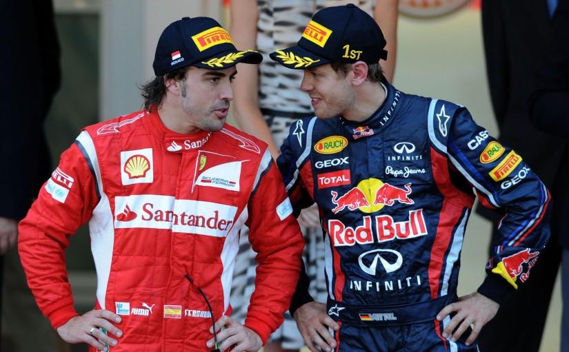 Sebastian Vettel será el sustituto de Fernando Alonso en Ferrari