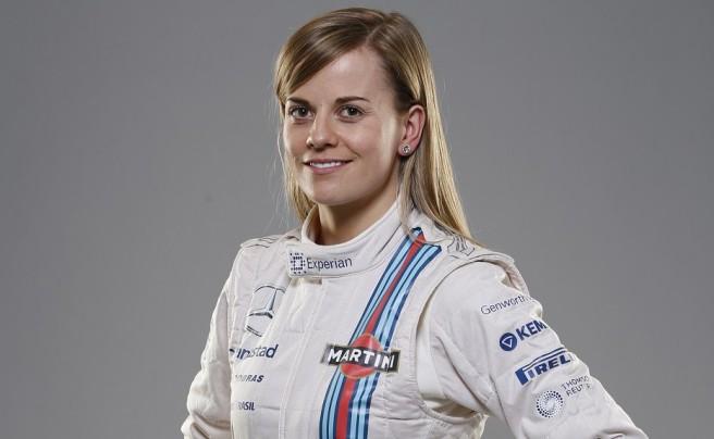 Susie Wolff dará el salto a piloto de pruebas de Williams en 2015
