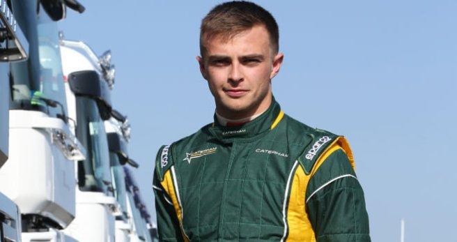 El británico Will Stevens será el segundo piloto de Caterham en Abu Dhabi