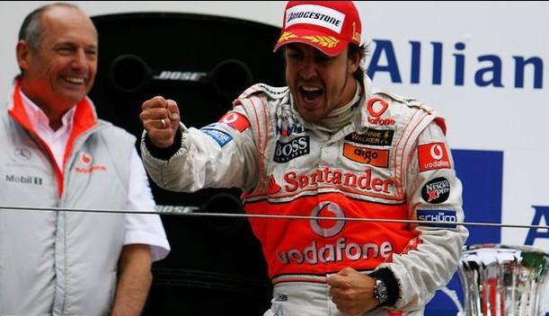 Fernando Alonso aspira a devolver a McLaren a la senda del triunfo