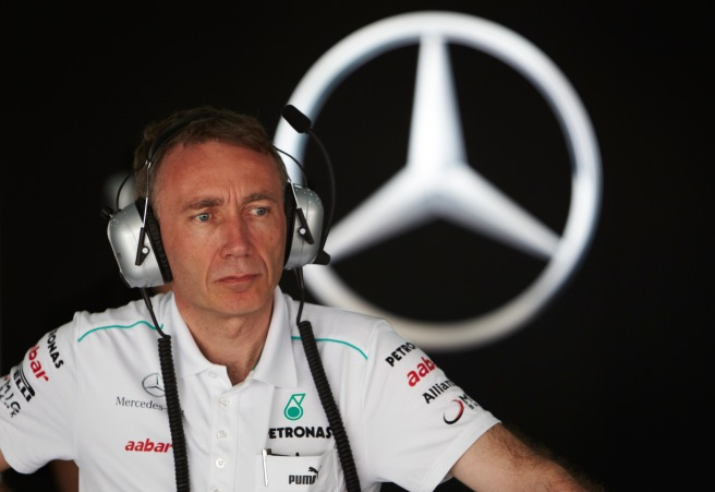 Bob Bell, ex-director técnico de Mercedes, fichará por Ferrari en marzo de 2015