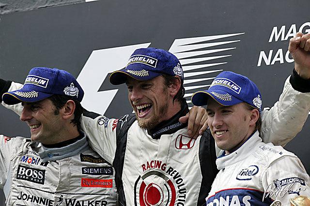 La victoria de Button en Hungría 2006 no ha caído en saco roto para el staff de Honda