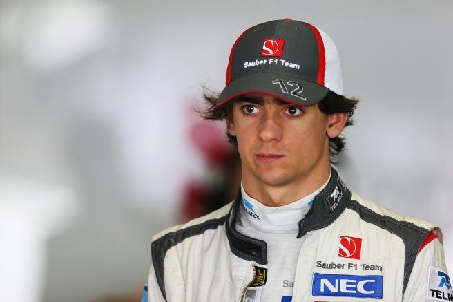 Esteban Gutiérrez, nuevo probador de Ferrari