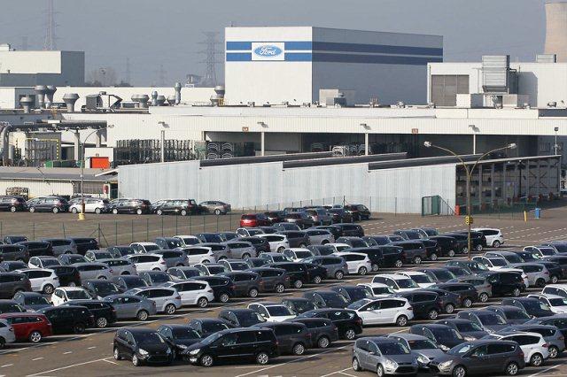 La fábrica de Ford en Genk echa el cierre