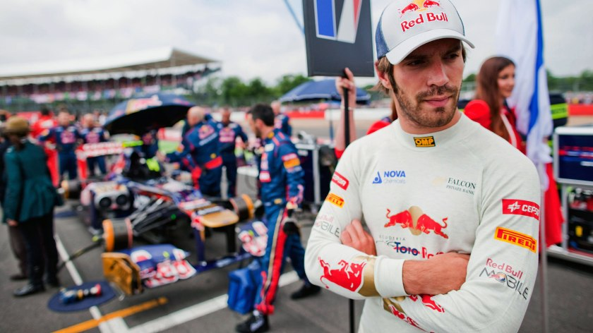 Jean-Eric-Vergne ficha por  el equipo Andretti Autosport de la nueva Fórmula E