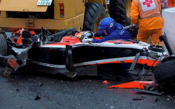 La FIA achaca a un exceso de velocidad el accidente de Jules Bianchi