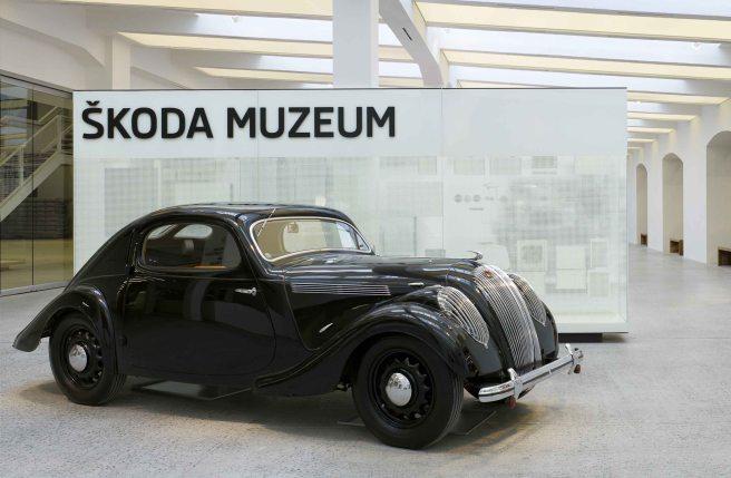 Ya es posible visitar el Museo Skoda gracias a Google Street View