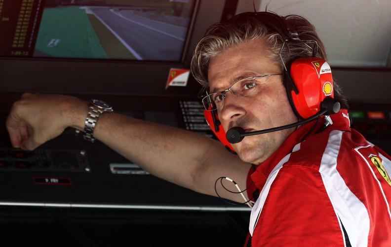 Ferrari confirma la salida de Pat Fry del equipo