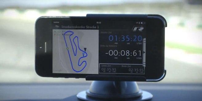 Volkswagen Race App acerca la telemetría profesional a todo el mundo