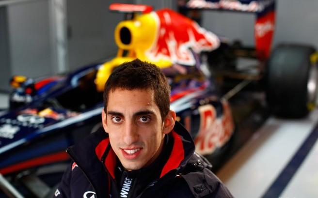 Sebastien Buemi seguirá dos años más como probador en Red Bull