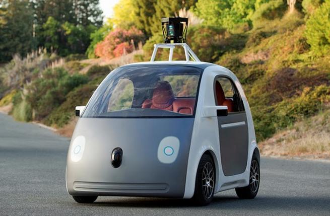 Google espera tener disponible su coche autónomo en 2020