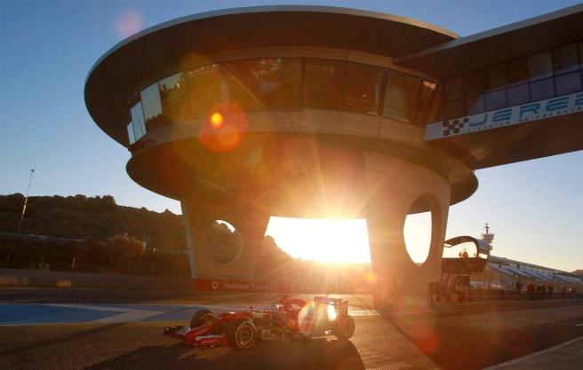 Jerez volverá a abrir los tests de pretemporada de la Fórmula 1