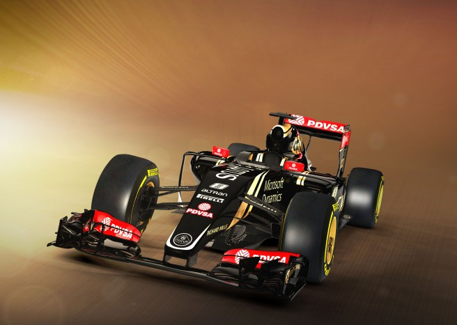 Lotus desvela las primeras imágenes del nuevo E23
