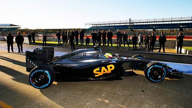 McLaren se presentará en Woking el próximo 29 de enero