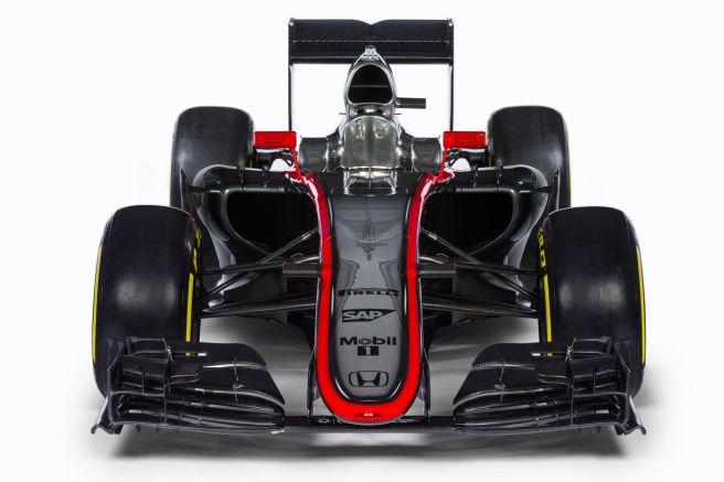 Llega por fin el nuevo McLaren MP4-30, el arma definitiva para Fernando Alonso