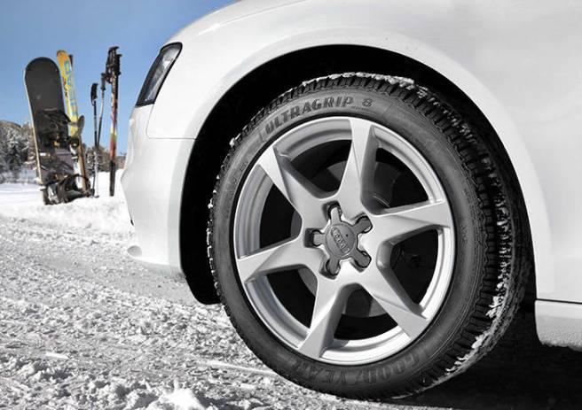Sólo un 2% de los conductores españoles monta neumáticos de invierno