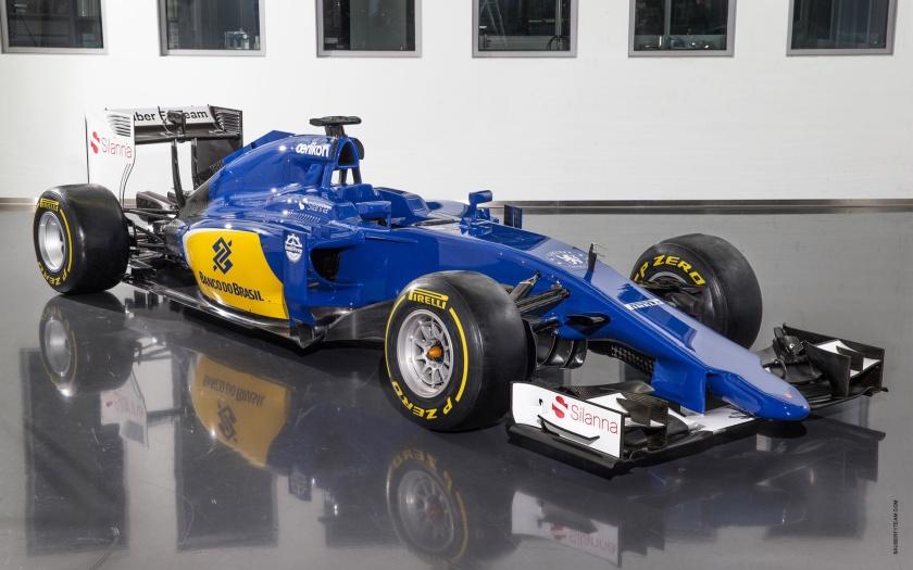 Nuevo Sauber C34 Ferrari, revolución total
