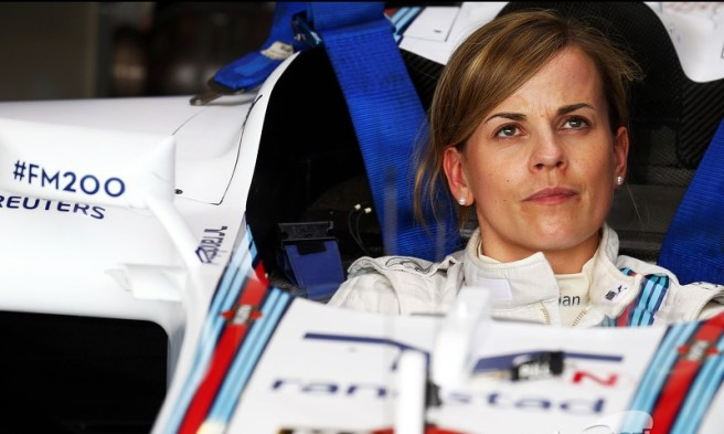 Susie Wolff estará en los tests de pretemporada en Barcelona